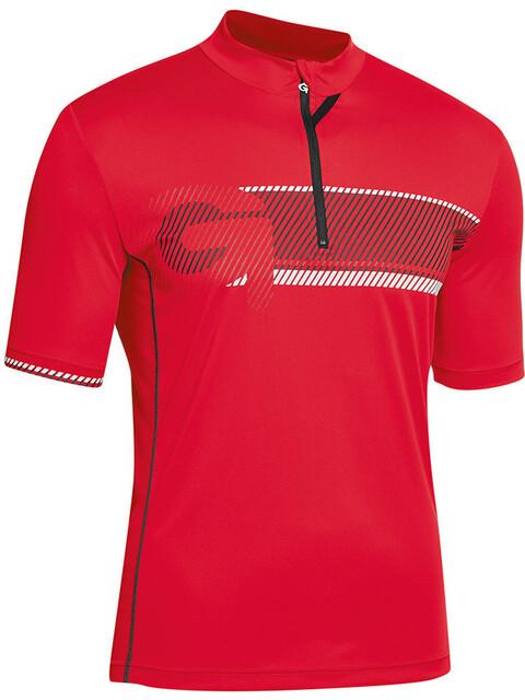 Gonso Main Kortærmet cykeltrøje Herrer rød